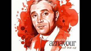 Watch Charles Aznavour Je Cherche Mon Amour video