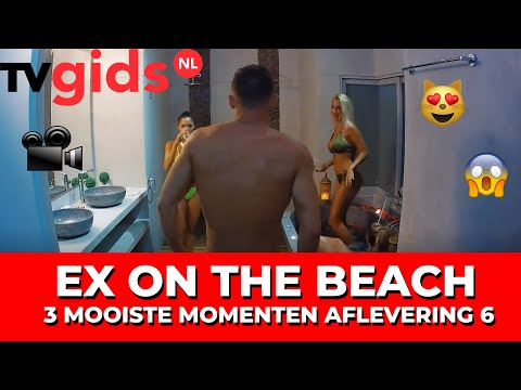 Ex on the Beach - Afl. 6: Jamecia spoelt aan, Lisa en Wayne op date & Queen Jamy