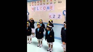 เด็กๆเต้นเพลงข้าวโพดสาลี