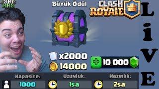 DÖNDÜM!! İFTARA KADAR TURNUVALAR BAŞLASIN Clash Royale