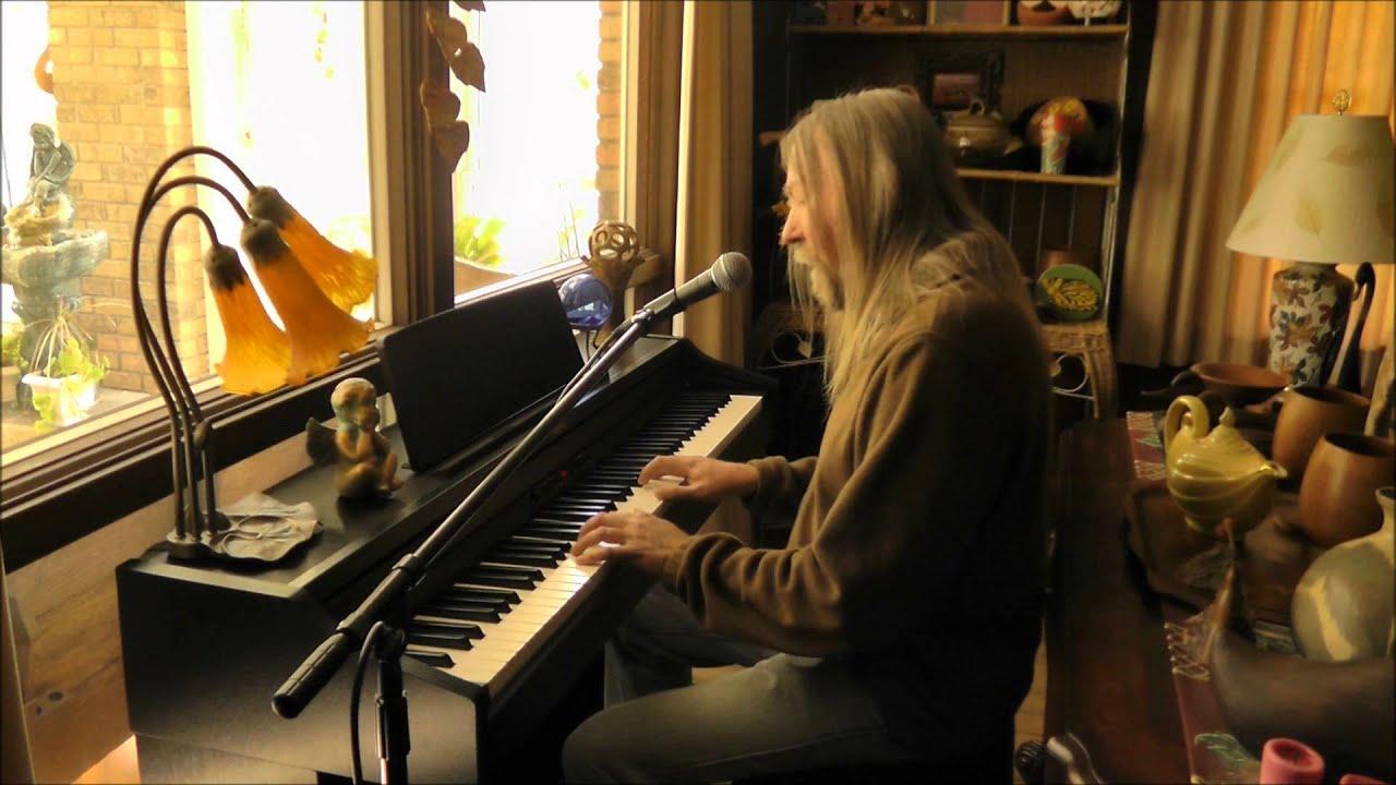 In The Garden - Hymn Cover - YouTube