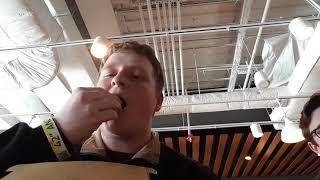 Chicken Nuggie Speed Eating