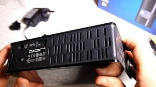 WD MyBook 8TB Desktop External Hard Drive USB3.0 review