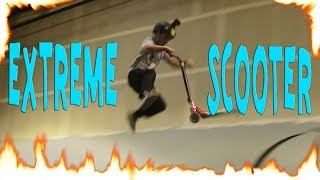 EXTREME SCOOTER VIDEO