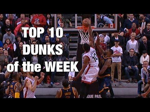 Top 10 NBA Dunks: Oct. 25-Oct. 29