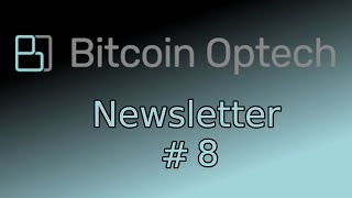 Bugs, Privacy & Low Fees ~ Bitcoin Op Tech #8