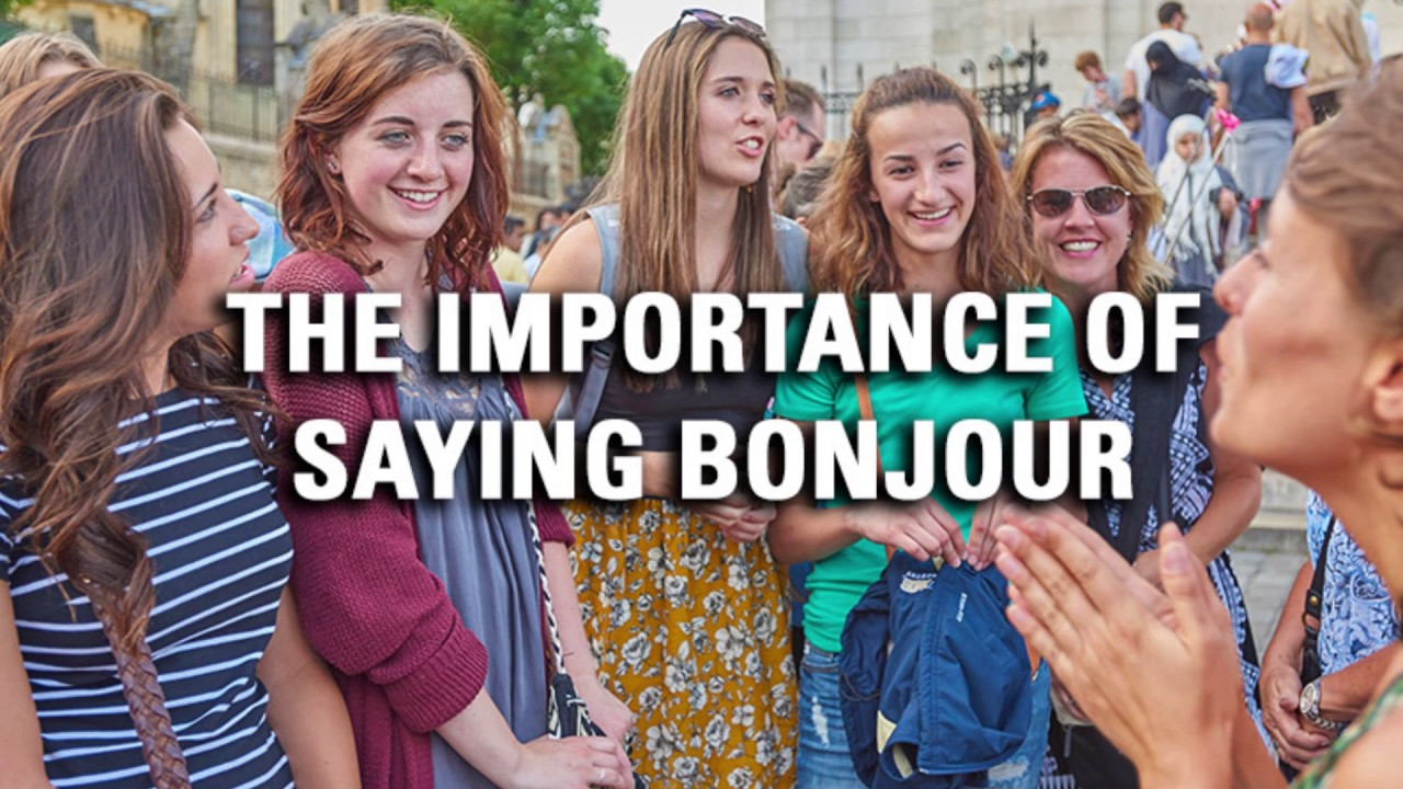 Formal And Informal Greetings In French A1 Free French Course For