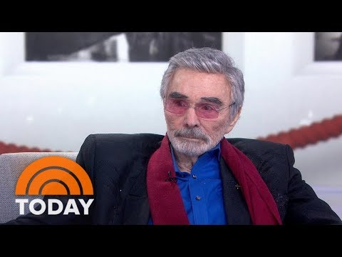 Burt Reynolds On 'The Last Movie Star' And The True Love Of His Life  TODAY