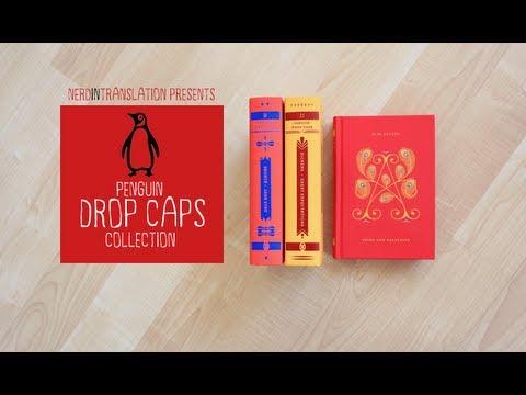 Penguin Drop Caps Collection