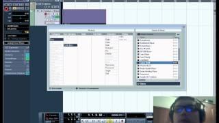 Как создать музыку в CUBASE 5?
