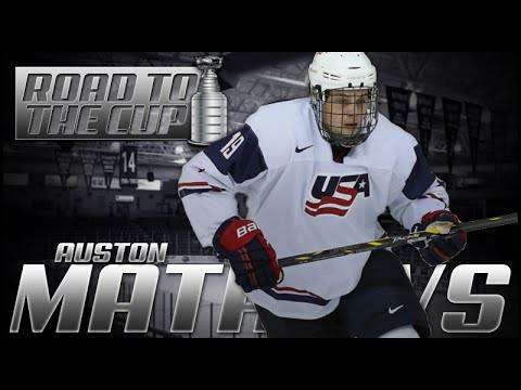 NHL 16 Be A Pro - Auston Matthews ep. 4 - 'Drafted By...'