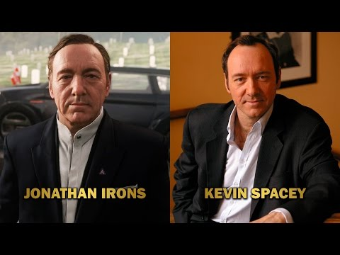 Call of Duty: Advanced Warfare  Characters and Voice Actors