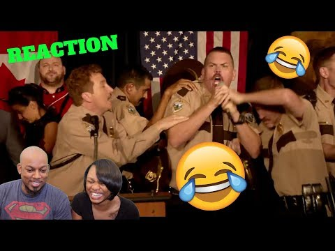 SUPER TROOPERS 2 - Trailer Reaction