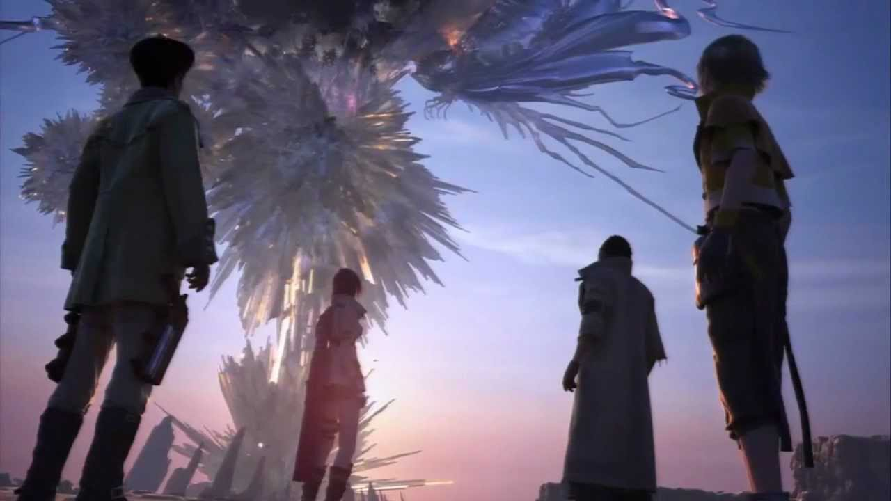 Final Fantasy XIII Ending Story Walkthrough Part 45