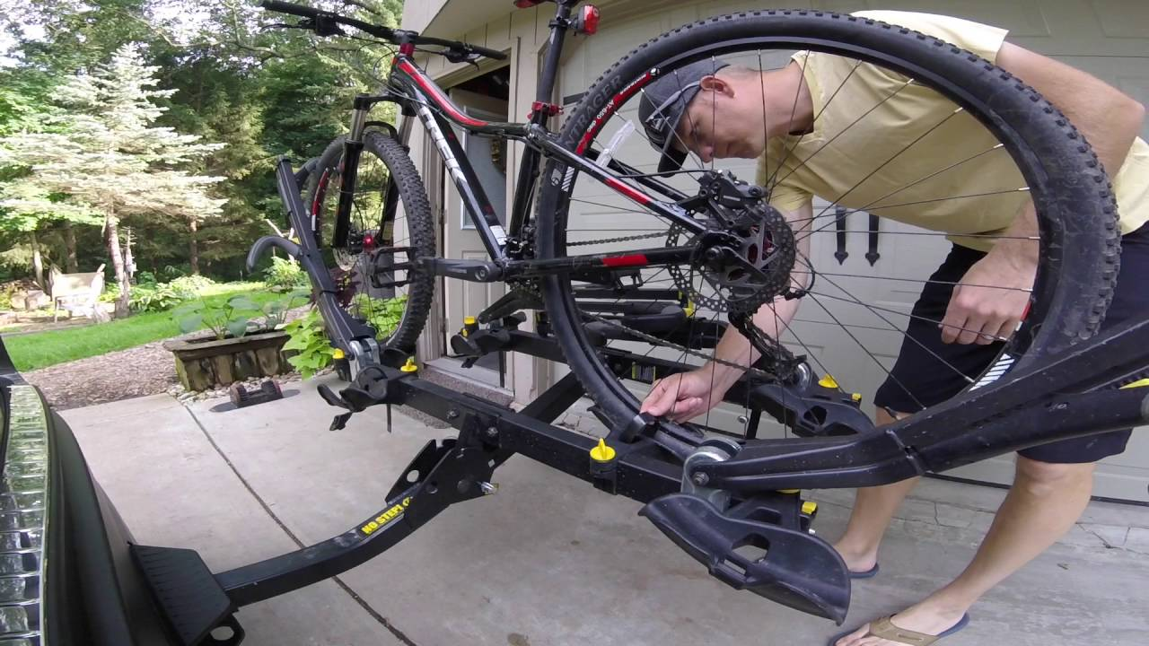 Saris Freedom Super Clamp 4 Bike Rack Video Review