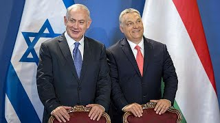 Video Hungary pledges support for Israel during Budapest talks download MP3, 3GP, MP4, WEBM, AVI, FLV Juli 2018