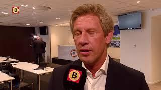 Marcel Brands licht zijn vertrek bij PSV toe tijdens persconferentie