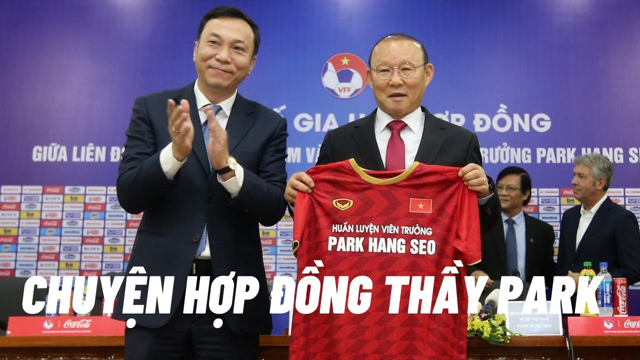 HLV Park Hang Seo & chuyện gia hạn hợp đồng với VFF