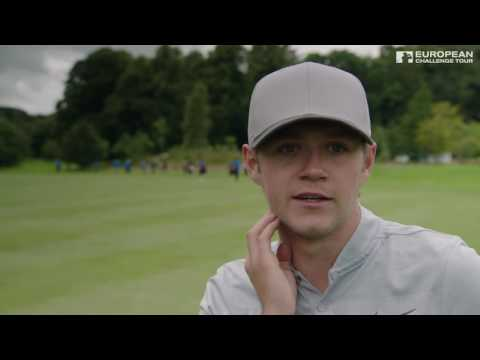 Behind The Scenes with Niall Horan
