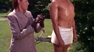 Kinky german grandma - scene from James Bond 'From Russia with Love' (1963)