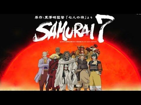 Samurai 7 Anime Characters : Samurai 7 anime review youtube