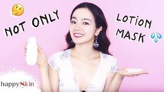 7 cách TẬN DỤNG LOTION hiệu quả💦 | SKINCARE LOTION HACKS | Happy Skin