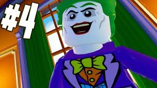lego dimensions part 4 power plant joker boss wii u walkthrough