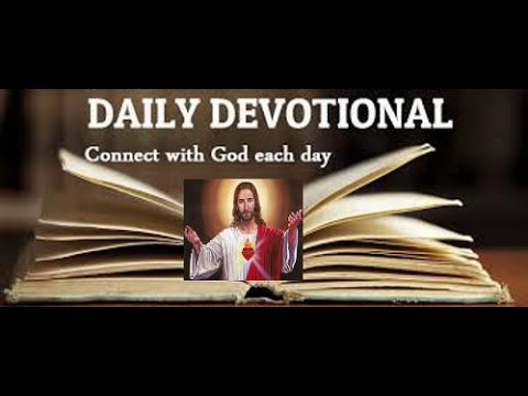 Daily Devotionals - Today's Inspiring Bible Devotion