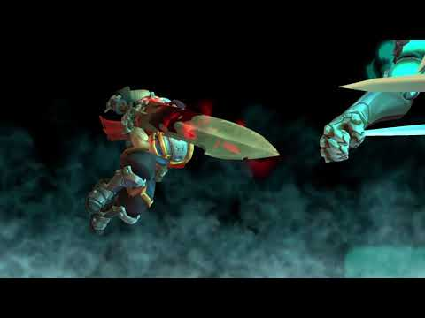 Battle Chasers First Boss  