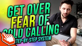 5 Ways To Get Over Your Fear of Cold Calling (Step-by-Step) | SMMA thumbnail