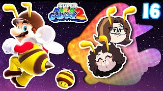 Arin's HOTTEST beekeeping insights!  - Super Mario Galaxy 2: Part 16