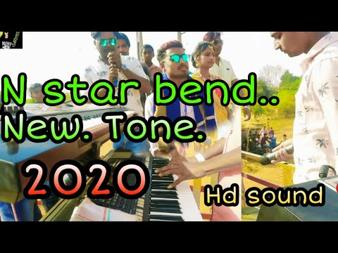 N🌟 star🎷bend 2020😱||new tone 2020. playing.. With💃ladies singer❣️voice
