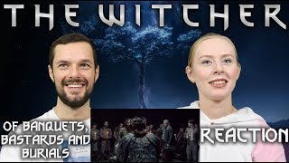 The Witcher S01E04 'Of Banquets, Bastards and Burials' - Reaction & Review!