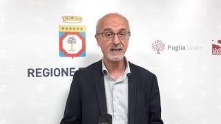 Covid, rete ospedaliera della Puglia portata a 3062 posti