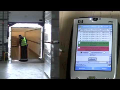 PACID-GD - Mise en place de la traçabilité RFID chez Malongo (expédition de commandes)