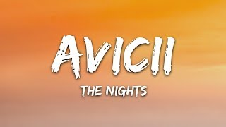 Download lagu Avicii - The Nights (Lyrics)