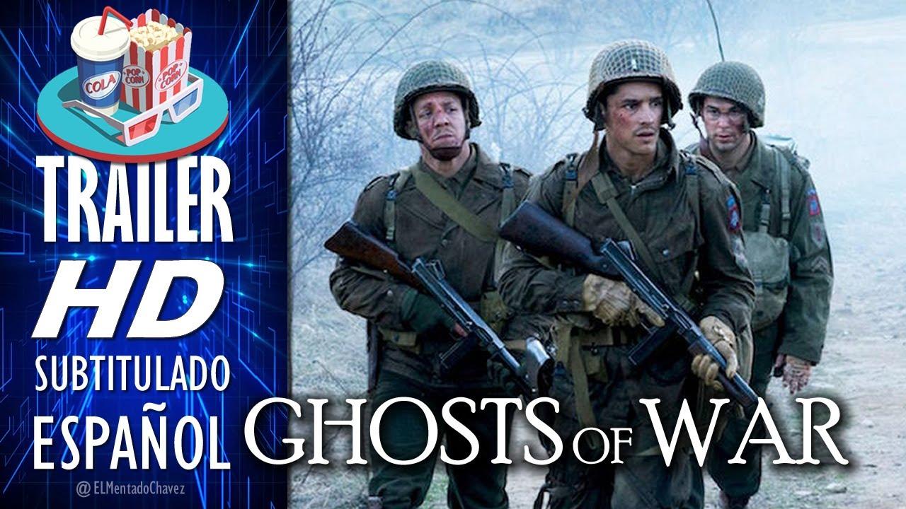 Ghosts Of War 2020 Trailer Oficial En Espanol Subtitulado Latam Pelicula Guerra Terror Youtube