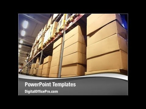 Warehouse powerpoint template backgrounds digitalofficepro warehouse powerpoint template backgrounds digitalofficepro 09492 toneelgroepblik Gallery
