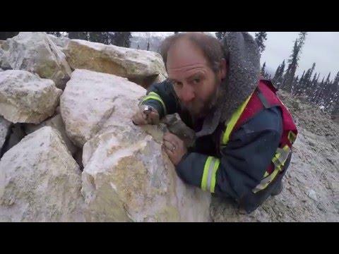 Golden Predator Mining Corp. 3 Aces Bulk Sample Video FINAL  Version