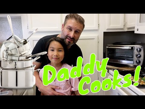 Daddy Cooks!