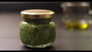 Recipe: How To Make Basil Walnut Pesto
