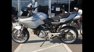 2003 Ducati Multistrada 1000DS... Great Multi Function Motorcycle in the Bay Area!