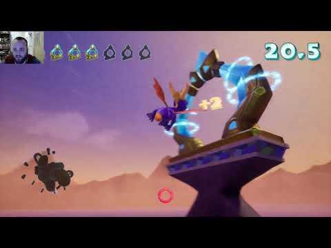 Spyro Reignited Trilogy Ripto's Rage Part 8: Ocean Speedway!