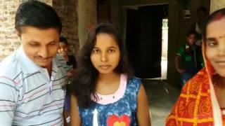मैट्रिक की परीक्षा में राज्य में सातवाँ स्थान लाने वाली प्रीति