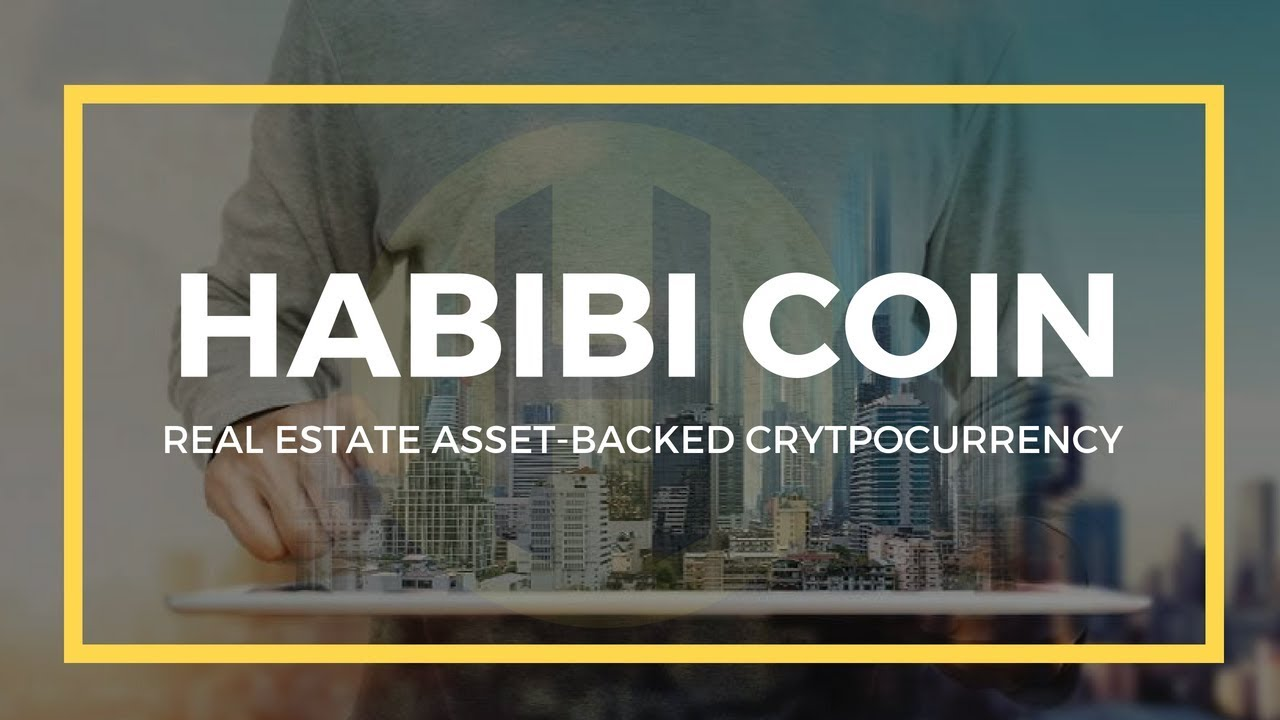 real estate coin cryptocurrency