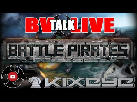 Battle Pirates BV Talk Live 6-37: Steel Curtain in Progress w Special Guests