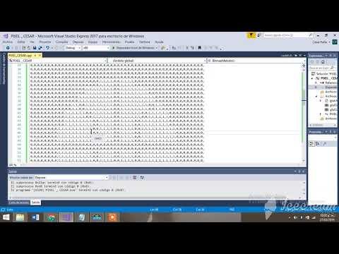 Bitmap Con OpenGl C++ - Cesar Peña