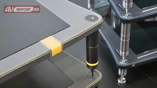 видео Подставки, тумбы и стойки под HI-FI и HIGH-END аппаратуру