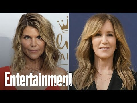 Felicity Huffman & Lori Loughlin In College Admissions Scandal  News Flash  Entertainment Weekly