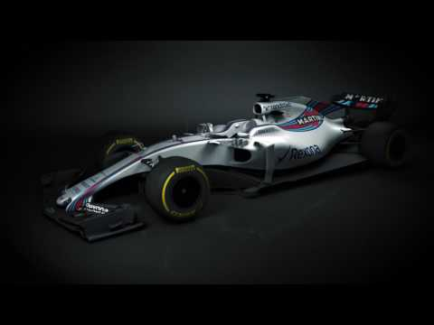 A first look at the Williams Mercedes FW40